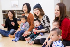 武蔵小杉「プエルタ」レンタルスタジオの英語リトミック教室
