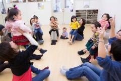 武蔵小杉でリトミック教室