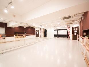 武蔵小杉の バレエ教室 ができるレンタルスタジオ