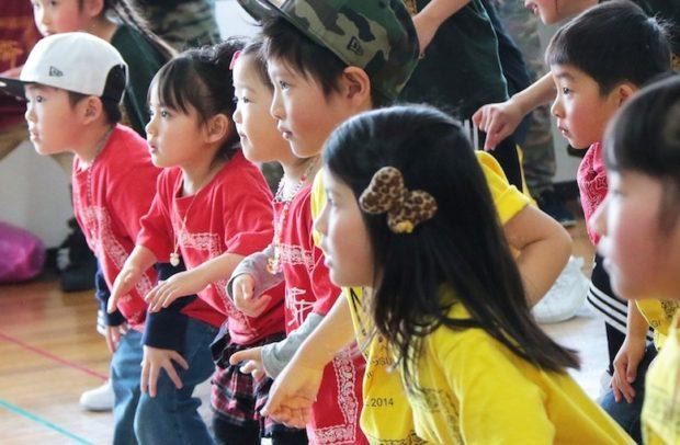 小学生 幼児 ダンス教室