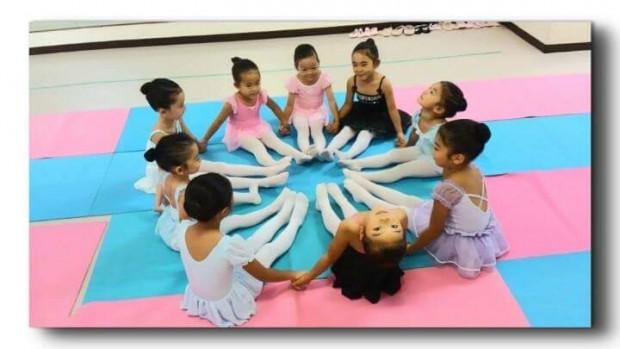 武蔵小杉にあるキッズバレエ教室
