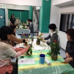 武蔵小杉 フラワーアレンジメント教室