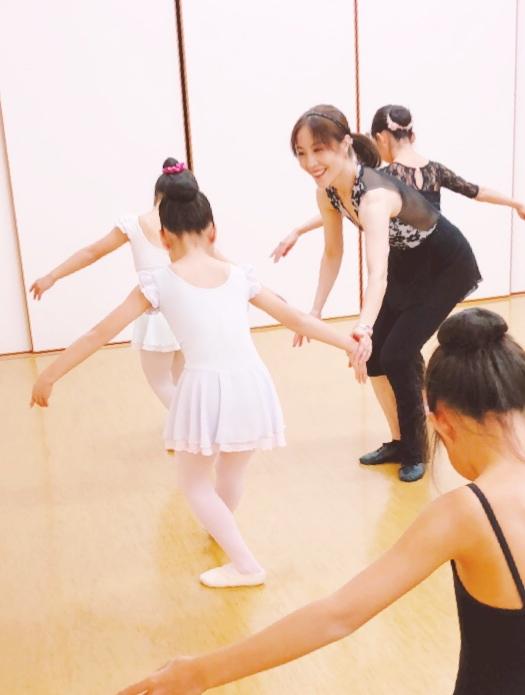 キッズバレエ教室 武蔵小杉