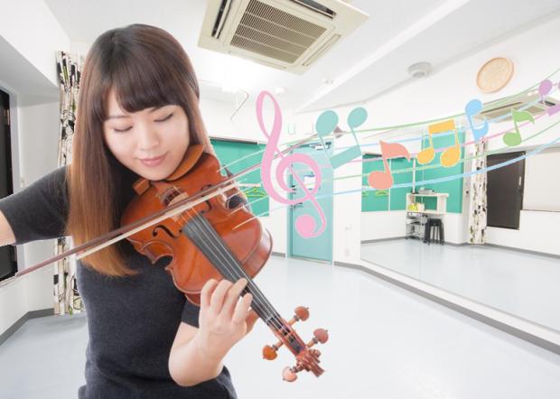 個人練習ができる武蔵小杉のレンタルスタジオ
