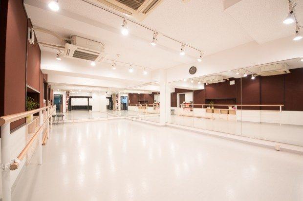武蔵小杉のレンタルスタジオ クラシックバレエ教室