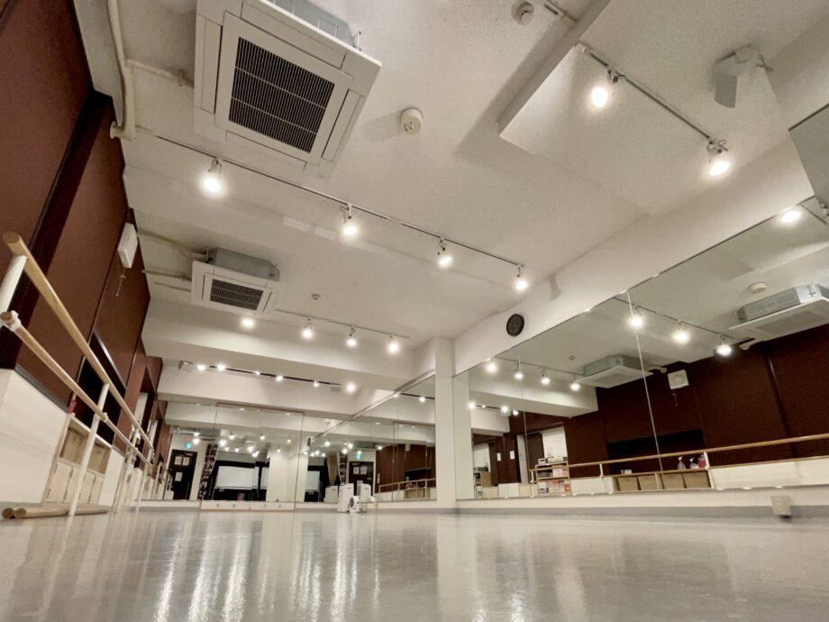 オンライン レッスンができる レンタルスタジオ 武蔵小杉プエルタ