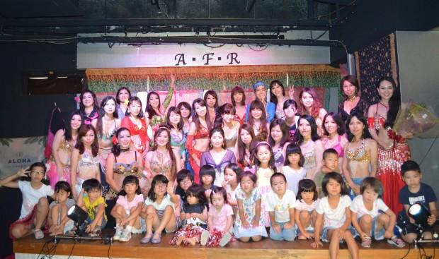 武蔵小杉のベリーダンス教室