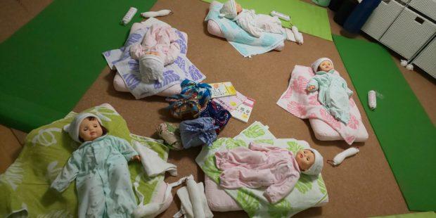 妊娠・出産・育児ケア の マタニティ骨盤ケア・まるまる育児教室