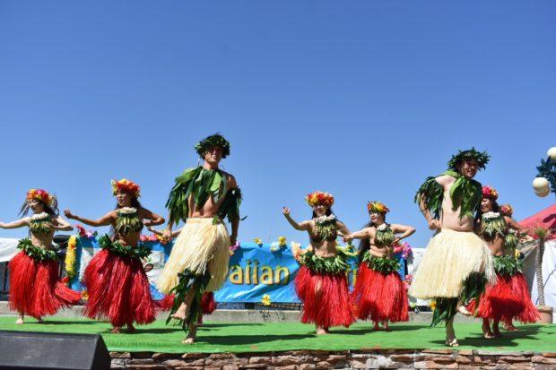 Rahau Ori Tahiti のレッスン対象者