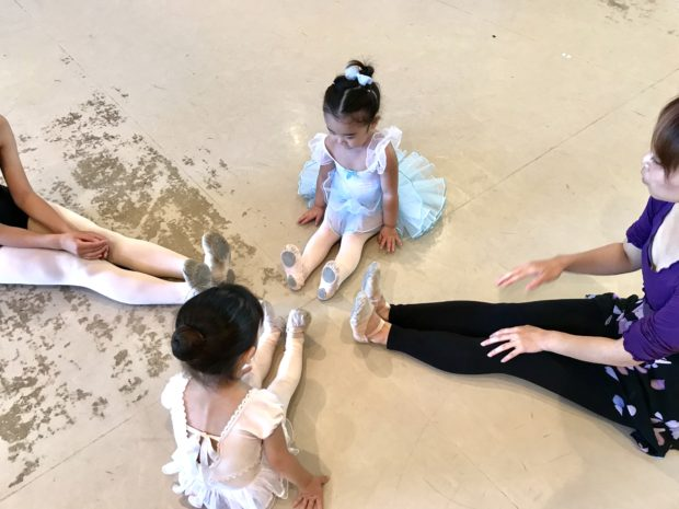 武蔵小杉 子供のバレエ教室
