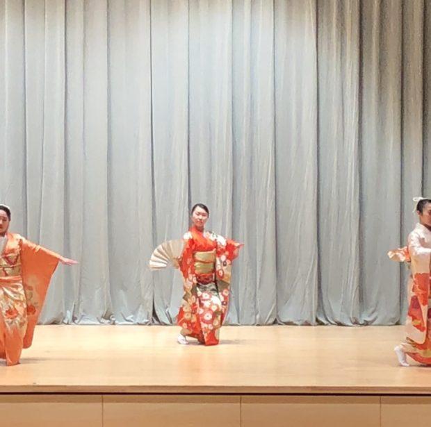 お作法と 日本舞踊教室