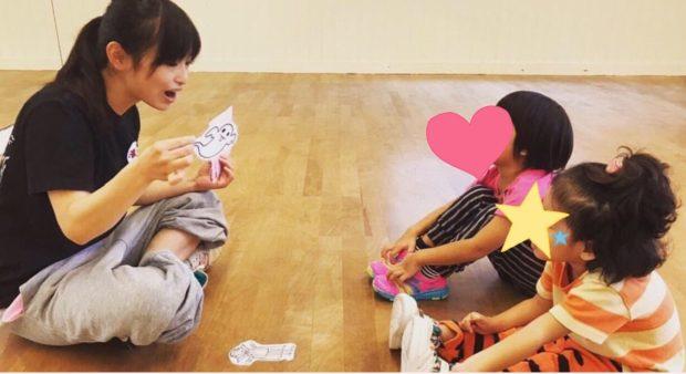 武蔵小杉の英語キッズダンス教室