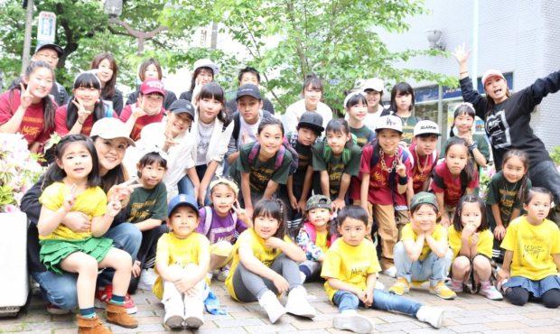 武蔵小杉のHIPHOP教室