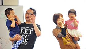多言語 リトミック 武蔵小杉 ヒッポファミリークラブ