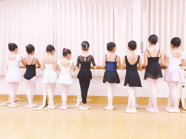 子供バレエ教室 武蔵小杉